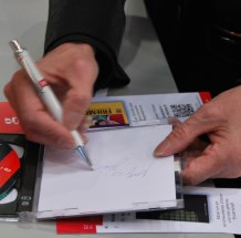 Wolfgang Hohlbein signiert